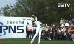 [독점영상] 박성현의 환상적인 아이언샷