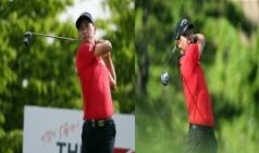 문경준·조성민, 'SK텔레콤 오픈2018' 대회 2R 공동 선두