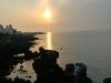제주도, 용두암의 아름다운 일몰