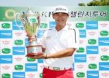 박정환, KPGA 챌린지투어 8회 대회 우승…시즌 2승